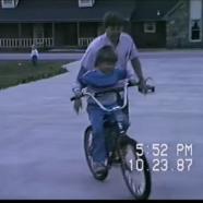 The Backwards Brain Bicycle